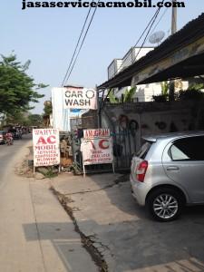 Jasa Service AC Mobil Jakarta Pusat