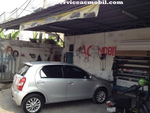 Jasa Service AC Mobil di Jakarta Utara