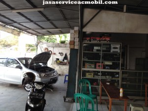 Jasa Service AC Mobil Malaka Sari Jakarta Timur