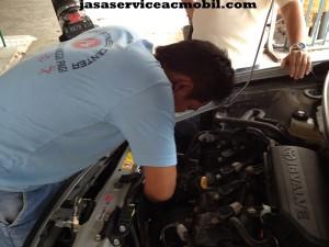 Jasa Service AC Mobil di Pondok Gede Jakarta Timur