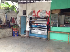 Jasa Service AC Mobil di Cenderawasih Raya Jakarta Timur