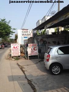 Jasa Service AC Mobil di Jalan Cenderawasih Jatiwaringin Bekasi
