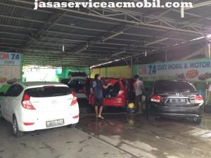 Jasa Service AC Mobil di Jalan Haji Basyar Raya Jatiwaringin Bekasi
