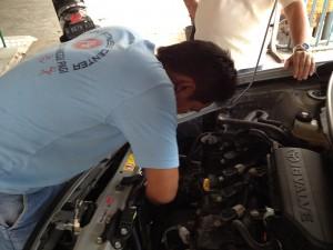 Jasa Service AC Mobil di Jalan Swadaya Jaticempaka Bekasi