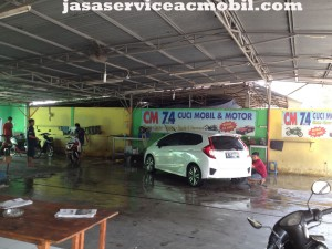 Jasa Service AC Mobil Jalan Elang Malindo Jaticempaka Bekasi