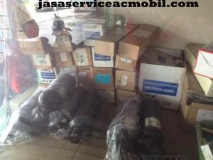 Jasa Service AC Mobil Jalan
