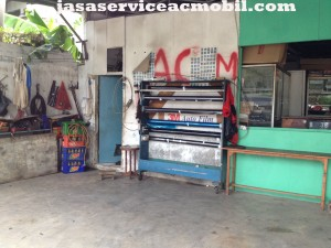 Jasa Service AC Mobil di Jalan Elang Malindo Jaticempaka Bekasi