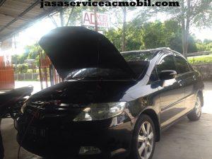 Jasa Service AC Mobil Jalan Kemang Sari Raya Jatibening Bekasi