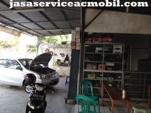 Jasa Service AC Mobil Jalan Duta Indah Raya Pondok Gede Bekasi