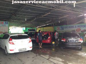 Jasa Service AC Mobil Jalan Klayan Pondok Gede Bekasi
