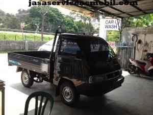 Jasa Service AC Mobil Jalan Sangata Pondok Gede Bekasi