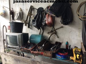 Jasa Service AC Mobil Penas Jakarta Timur