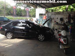 Jasa Service AC Mobil di Penas Jakarta Timur