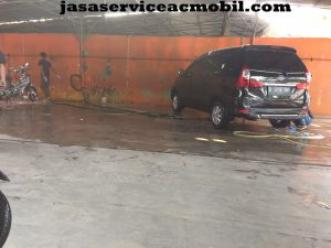Jasa Service AC Mobil Jalan Graha Indah IX Bekasi