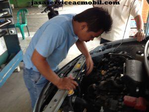Jasa Service AC Mobil Jalan Palem Raya Bekasi