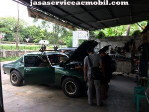 Jasa Service AC Mobiil Jalan Curug Cempaka Pondok Gede Bekasi