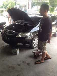 Jasa Service AC Mobil di Jalan Haji Taba Duren Sawit Jakarta Timur