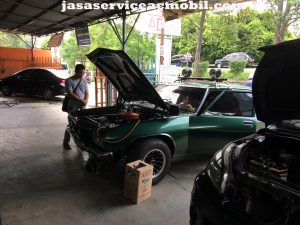 Jasa Service AC Mobil Jalan Cendana Raya Jatibening Bekasi