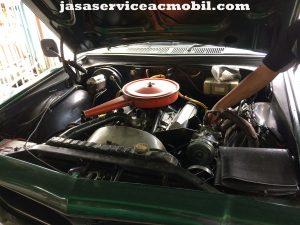 Jasa Service AC Mobil Jalan Raflesia Jatibening Bekasi