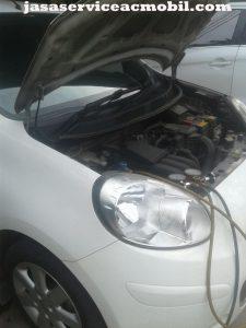Jasa Service AC Mobil di Jalan Raflesia Jatibening Bekasi
