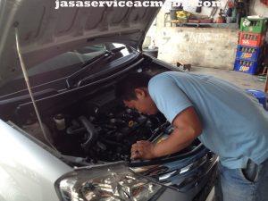 Jasa Service AC Mobil Jalan Marnaputra Jatibening-Bekasi