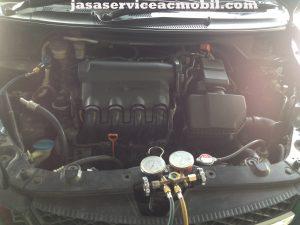 Jasa Service AC Mobil Jalan Enau Jatibening Bekasi