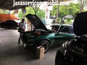 Jasa Service AC Mobil di Jalan Damar Jatibening Bekasi