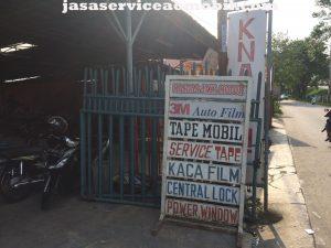 Jasa Service AC Mobil di Durensawit Jakarta Timur