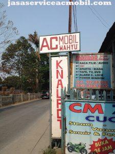 Jasa Service AC Mobil Taman Mini Jakarta Timur