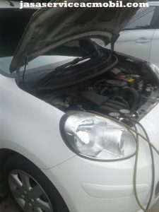 Jasa Service AC Mobil Pondok Kopi Jakarta Timur