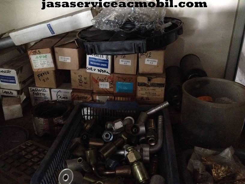 Jasa Service AC Mobil Pondok Bambu