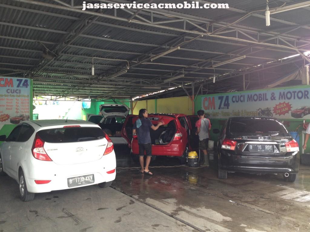 Jasa Service AC Mobil Jatikramat Bekasi