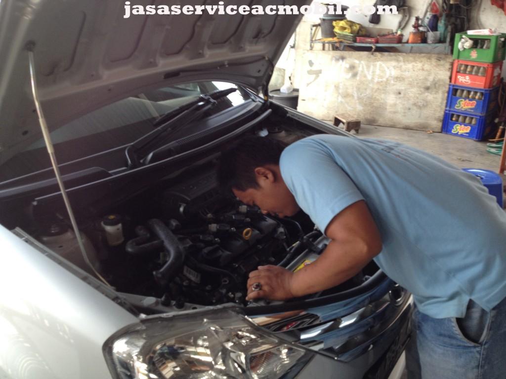 Jasa Service AC Mobil di Kalimalang Jakarta Timur