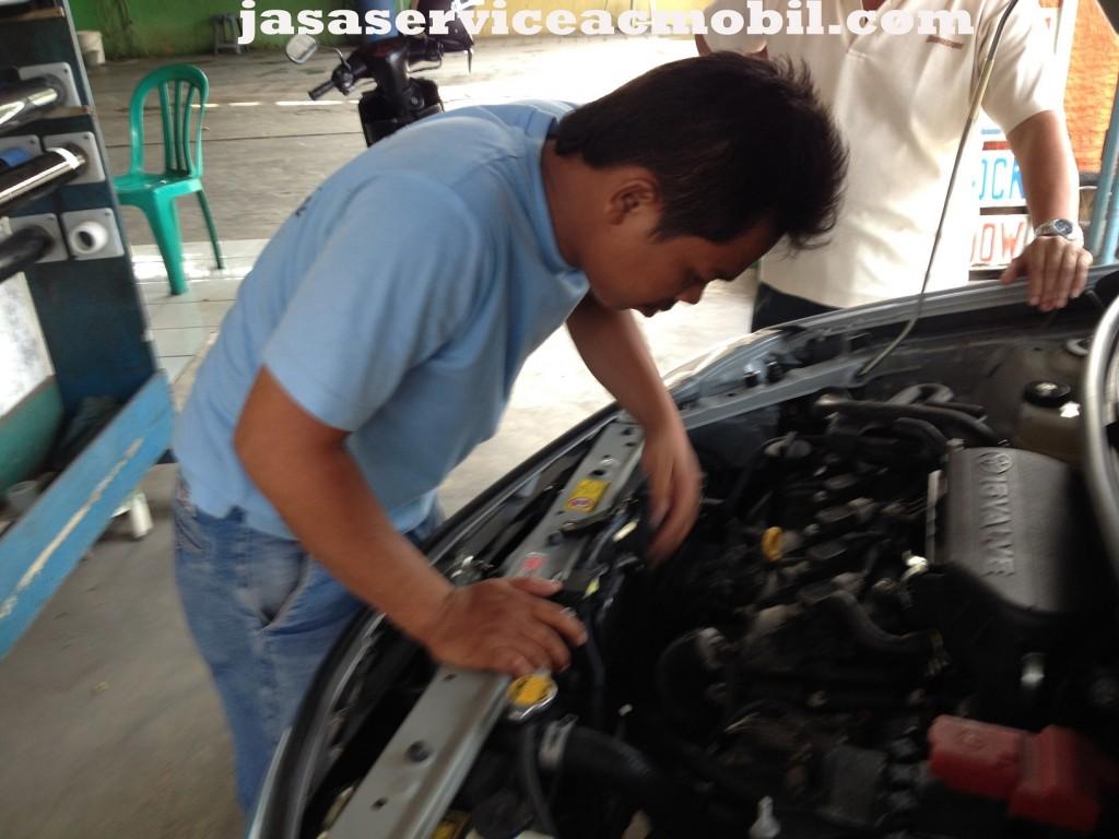 Jasa Service AC Mobil di Kapin Jakarta Timur
