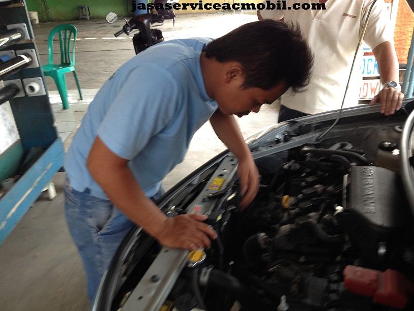 Jasa Service AC Mobil Wadas Pondok Gede Jakarta Timur