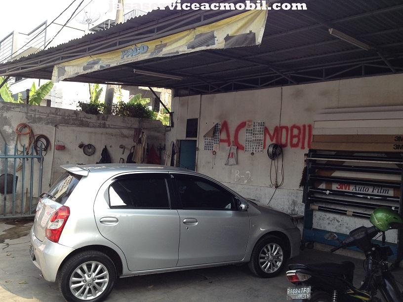 Jasa Service AC Mobil di Raden Inten Jakarta Timur