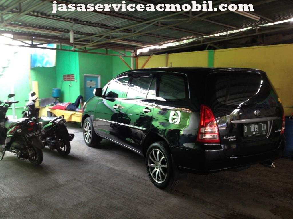 Jasa Service AC Mobil Betung Raya Pondok Bambu Jakarta Timur