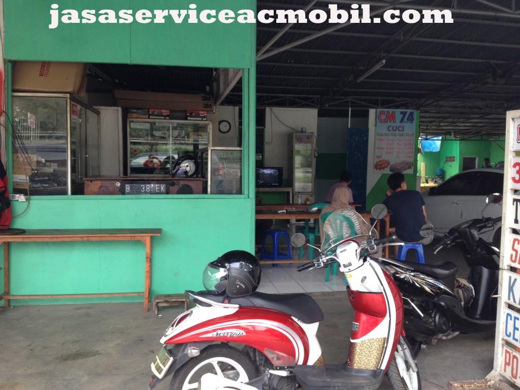 Jasa Service AC Mobil di Betung Raya Pondok Bambu Jakarta Timur