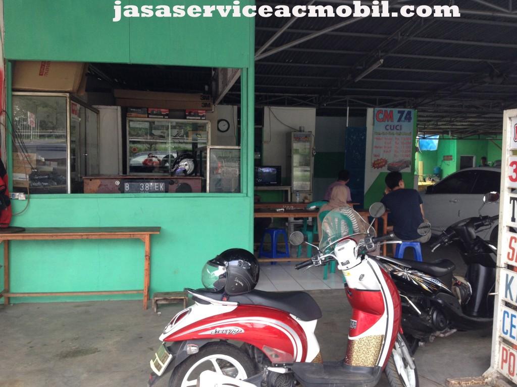 Jasa Service AC Mobil di Pangkalan Jati Pondok Gede Jakarta Timur