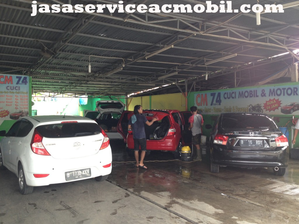 Jasa Service AC Mobil di Jalan Wirajasa Jaticempaka Bekasi