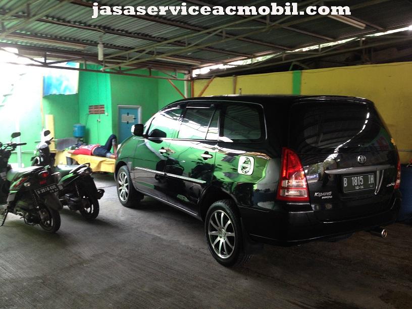 Jasa Service AC Mobil Jalan Wirayuda Jaticempaka Bekasi