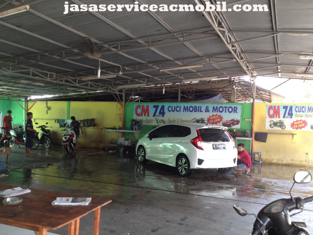 Jasa Service AC Mobil di Jalan Wirayuda Jaticempaka Bekasi