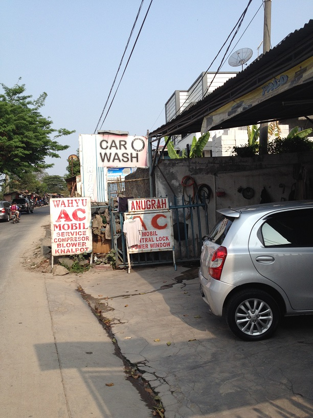 Jasa Service AC Mobil Jalan Cempaka Baru Jatiwaringin Jakarta Timur