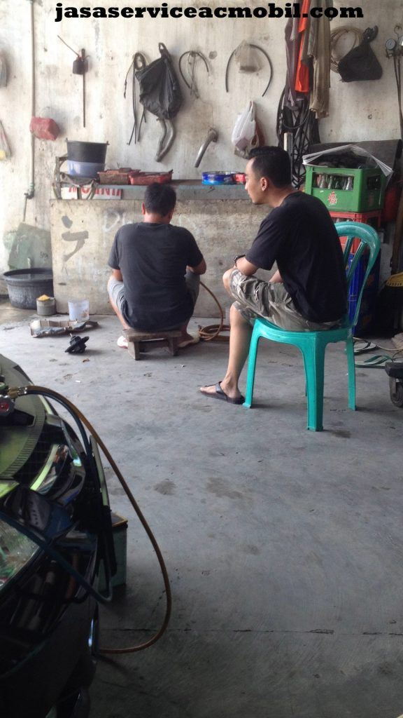 Jasa Service AC Mobil Jalan Bumi Jaya Jatiwaringin Bekasi