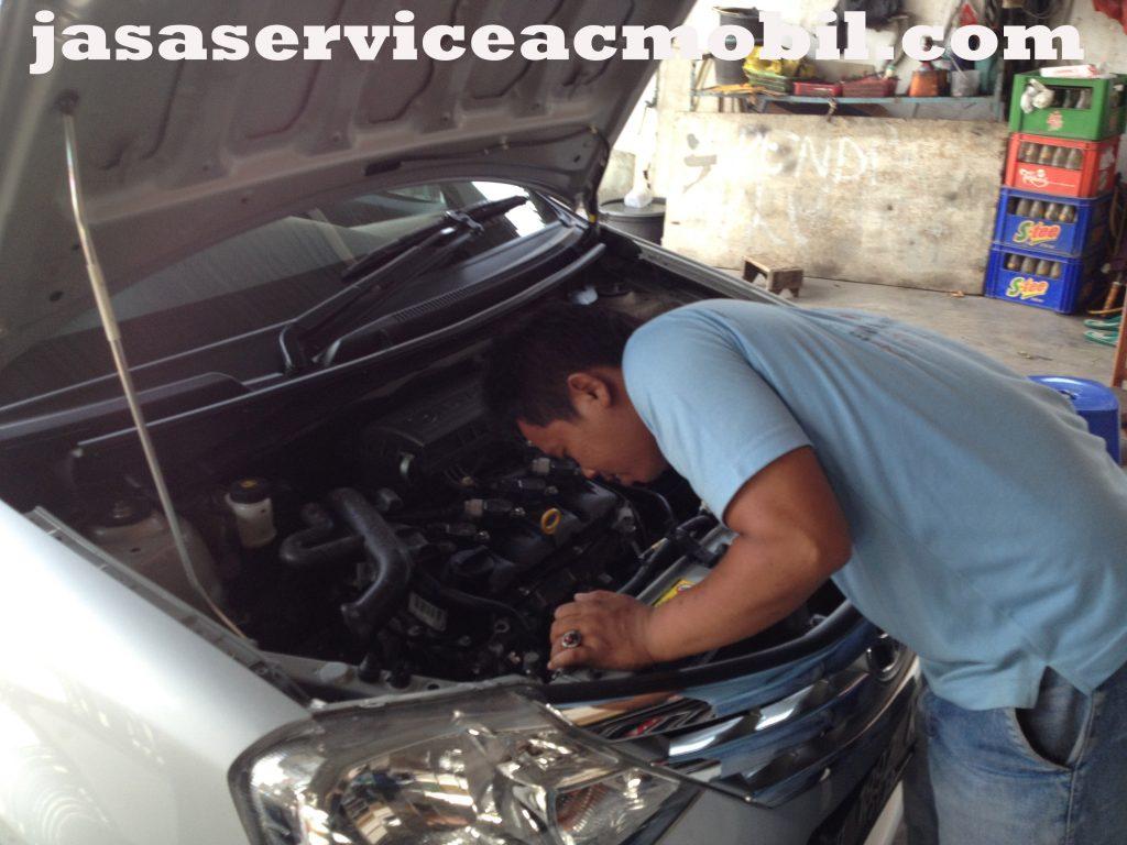 Jasa Service AC Mobil Jalan Sejahtera Jatiwaringin Bekasi