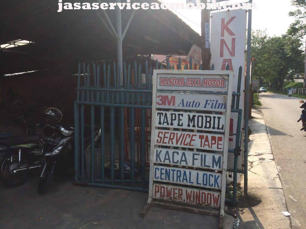 Jasa Service AC Mobil Kramat Jati Jakarta Timur