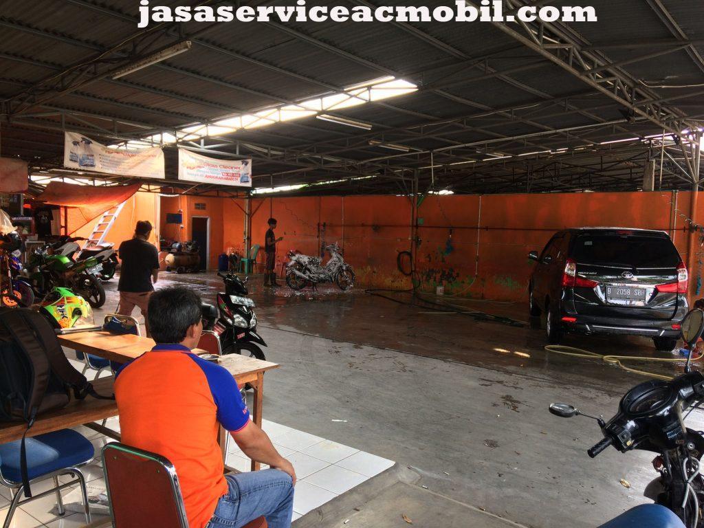 Jasa Service AC Mobil di Kramat Jati Jakarta Timur