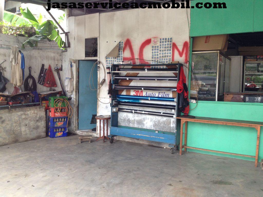 Jasa Service AC Mobil Caman Bekasi