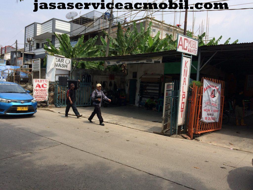 Jasa Service AC Mobil di Caman Bekasi