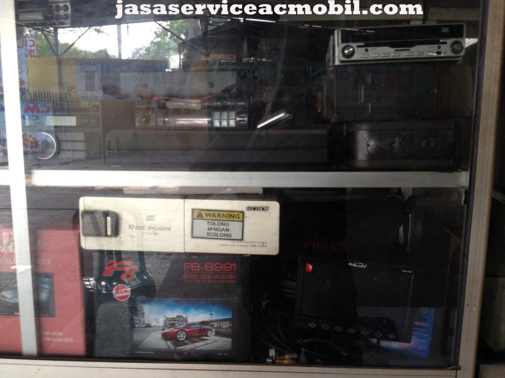 Jasa Service AC Mobil di Cikunir Bekasi